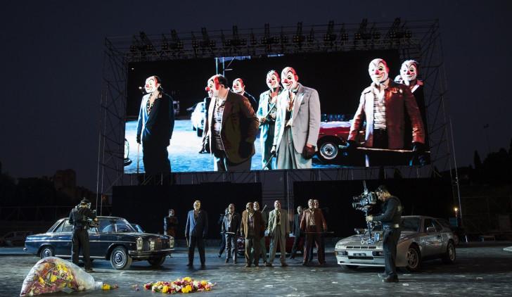 Rigoletto, regia di Damiano Michieletto_ph Yasuko Kageyama-Opera di Roma,Circo Massimo 2020_7386-1 HD