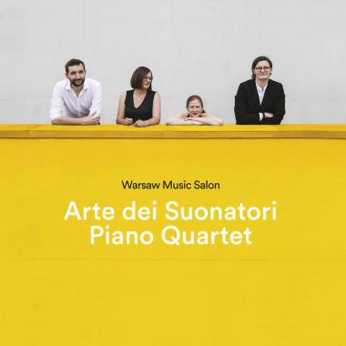 Warsaw Music Salon_Arte dei Suonatori Piano Quartet_CD Accord