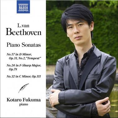 Beethoven_Kotaro Fukuma_Naxos