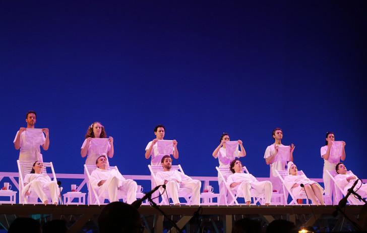 Le Sextuor du premier acte