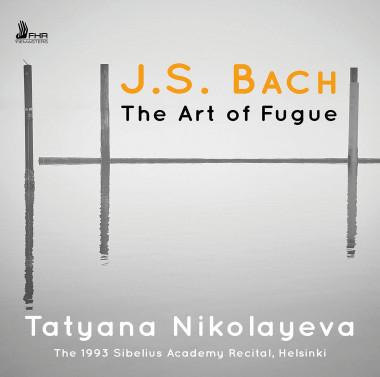 Tatiana Nikolaïeva_Johann Sebastian Bach_Die Kunst der Fuge_First Hand Records