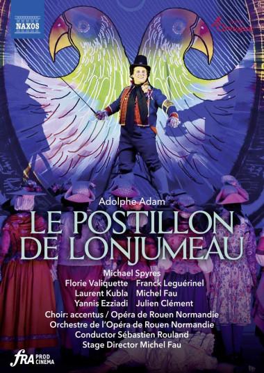 Adolphe Adam_Le Postillon de Lonjumeau_Sébastien Rouland_Naxos
