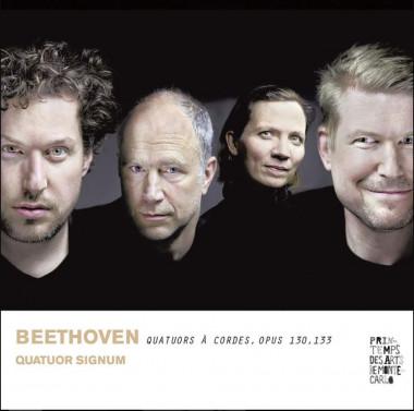 Beethoven_Signum Quartet_Printemps des arts de Monte Carlo