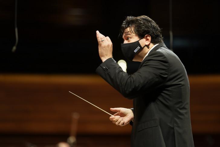 Cristian Macelaru concert inaugural ONF
