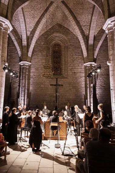 Le Concert Spirituel à la basilique St-Sauveur