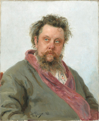 Modest-Moussorgski-par-Ilya-Repin-1881-Tretyakov-Gallery-Moscou
