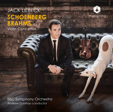 Schoenberg_Brahms_Jack Liebeck_Andrew Gourlay_Orchid Classics