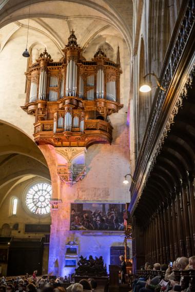20201011 - Messe au Temps du Roi Soleil - Cathédrale St Etienne - Alexandre Ollier-37