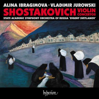 Dimitri-Chostakovitch_Alina-Ibragimova_Vladimir-Jurowski_Hyperion