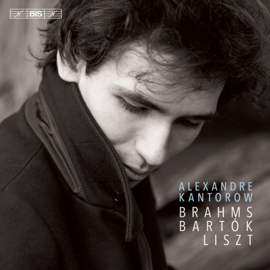 Kantorow Brahms Bartok BIS