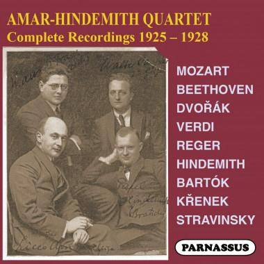 Quatuor Amar-Hindemith_Parnassus
