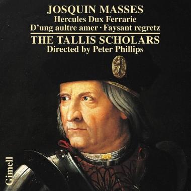 Josquin-des-Prés_Peter-Phillips_The-Tallis-Scholars_Gimell