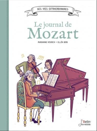 Le-Journal-de-Mozart_Elléa-Bird_Belin-Jeunesse
