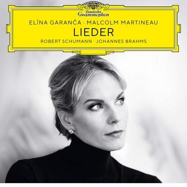 Schumann_Brahms_Elīna-Garanča_Malcolm-Martineau_Deutsche-Grammophon