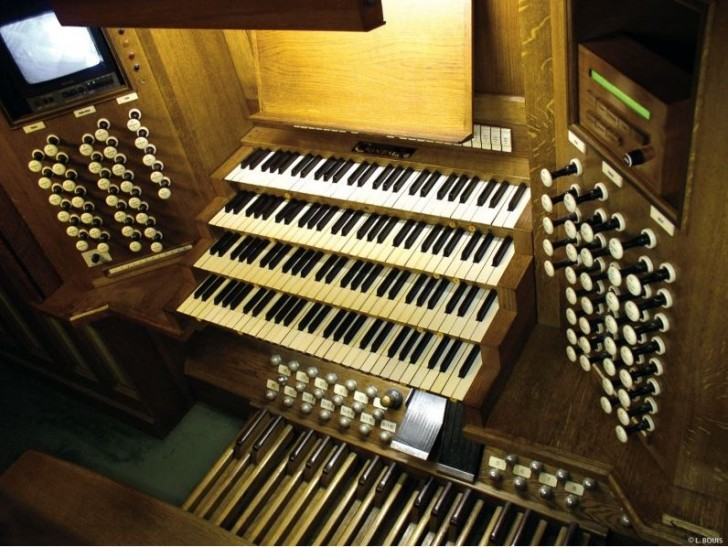 Le Grand-Orgue de la Cathédrale de Chartres