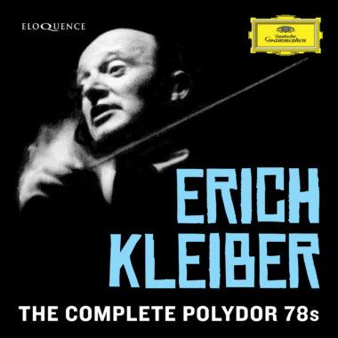 Heureuse édition de l'intégrale des bandes Polydor d'Erich Kleiber