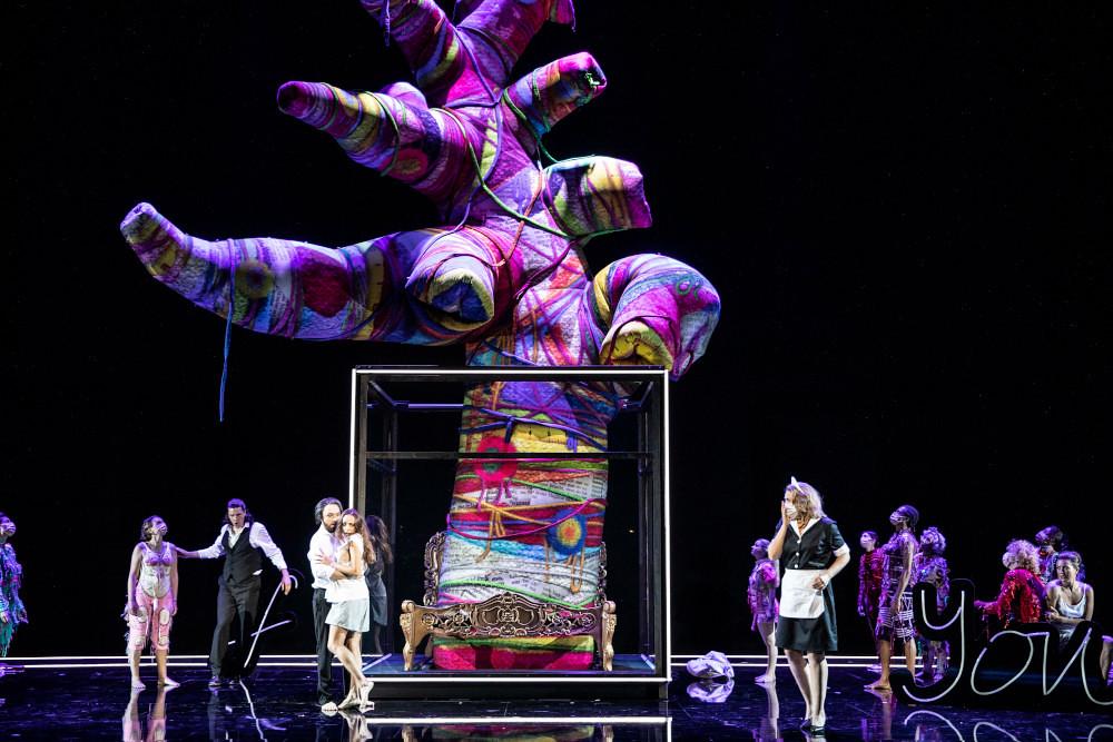 Les Noces de Figaro au festival d'Aix, entre farce et dénonciation