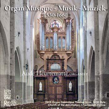 Le monde de l'orgue entre Renaissance et Baroque avec Aude Heurtematte à Champcueil - ResMusica
