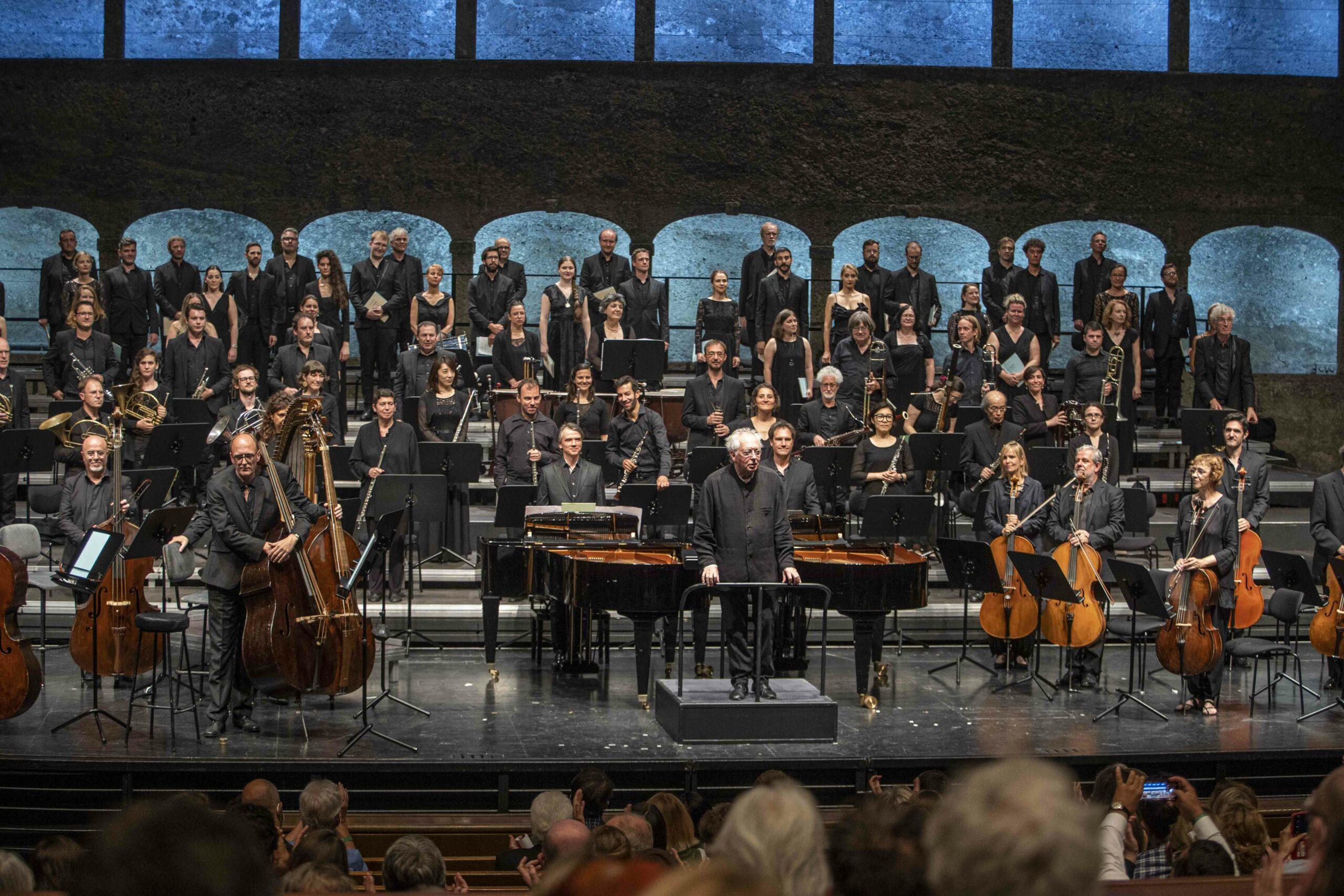 Philippe Herreweghe à Salzbourg, une fête du chœur