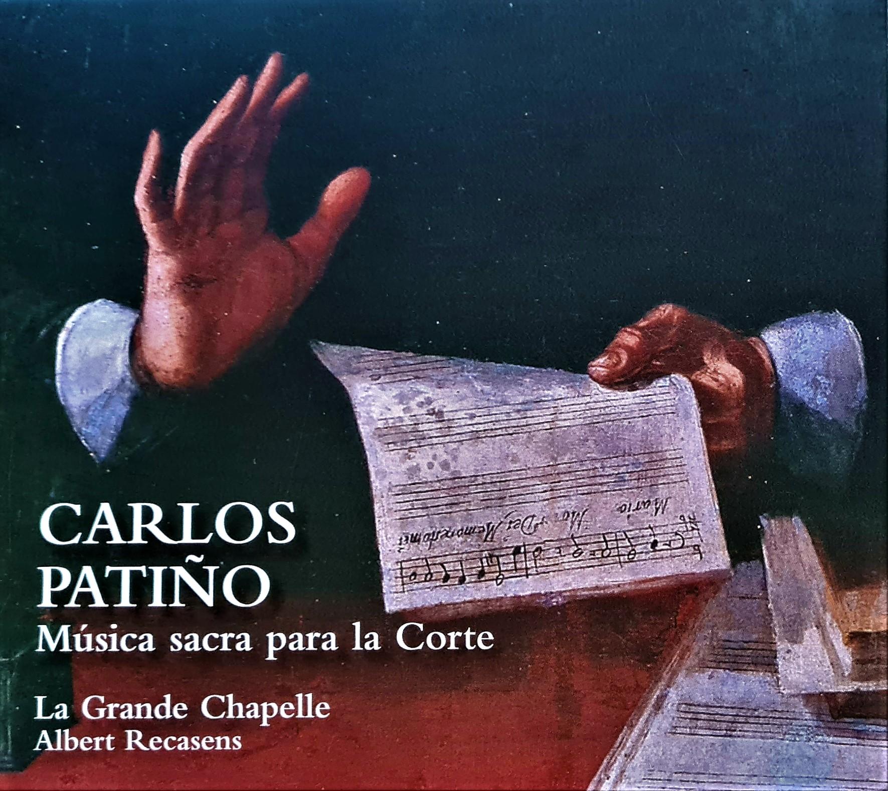 La musique sacrée de Carlos Patiño révélée par Albert Recasens
