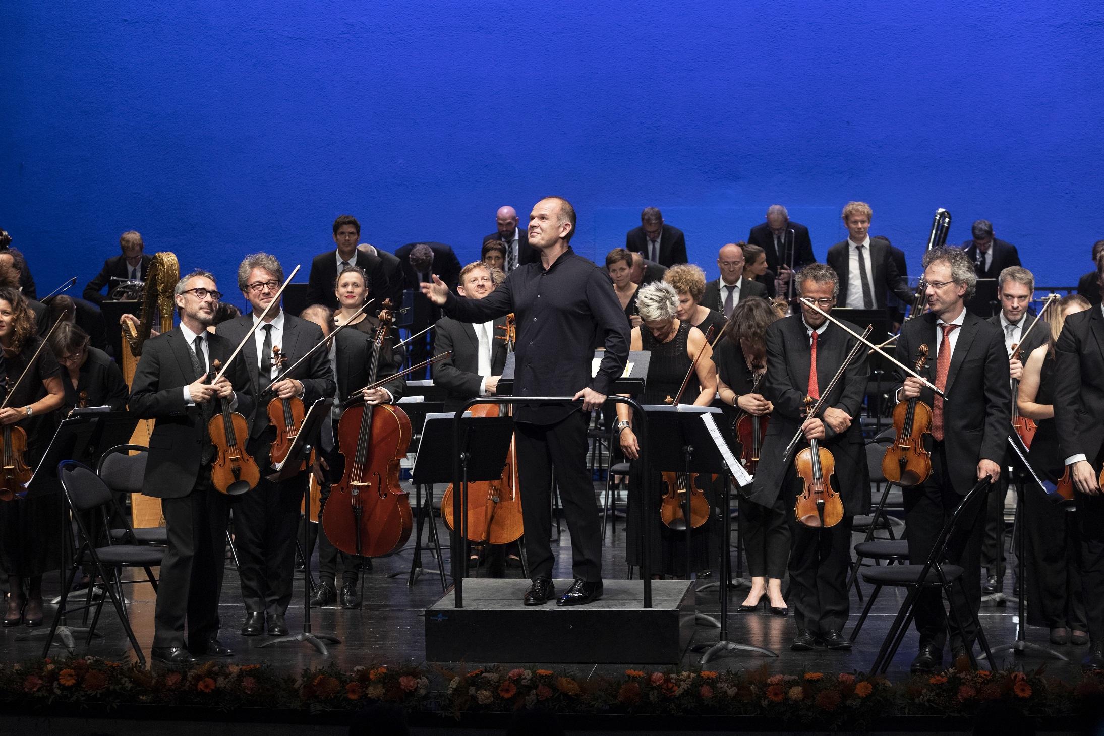 Le Saint-Saëns berliozien de François-Xavier Roth ouvre le Festival de Besançon